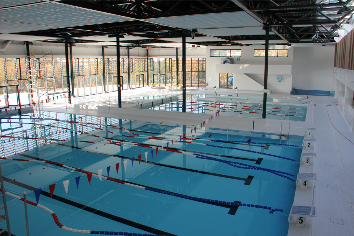 Am nagements agence green code for Piscine nautipolis