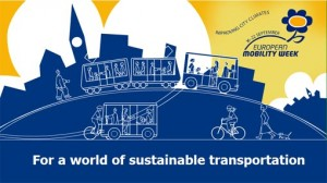 Eur Mob Week-For a world of sustainable transportation