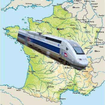 Tgv Limoges Quelles Villes En France